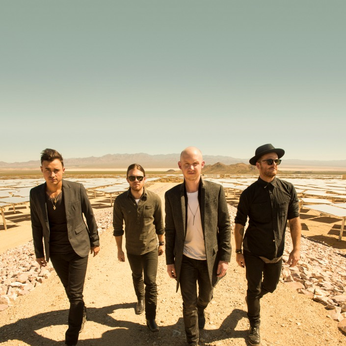 The Fray Perform This Weekend at Universal Orlando's Mardi Gras