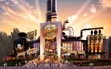 Toothsome Chocolate Factory, coming to Universal CityWalk later