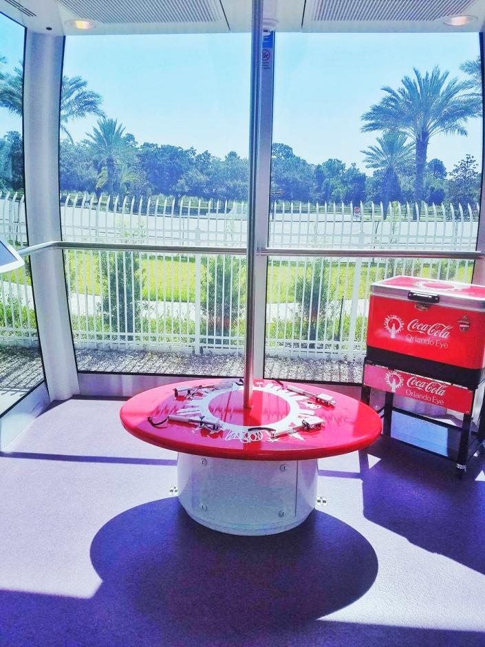 coca cola sets it s eye on orlando. Black Bedroom Furniture Sets. Home Design Ideas